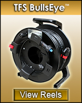 BullsEye Tactical Fiber and Reel