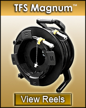 Magnum Tactical Fiber and Reel